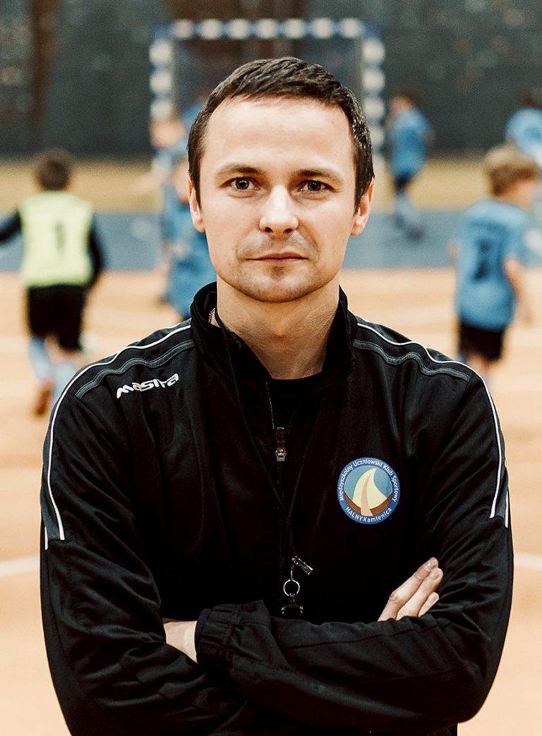 Trener MUKS HALNY Kamienica